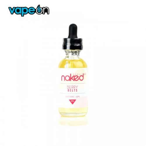 Naked 100 Berry Belts eJuice