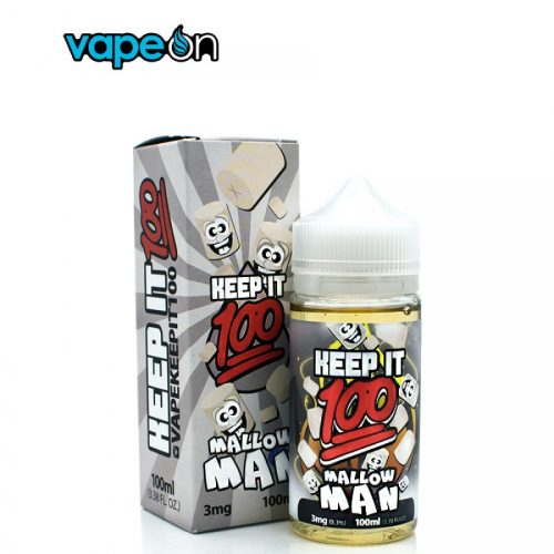 Keep It 100 Mallow Man eJuice