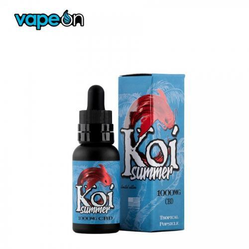 Koi CBD Tropical popsicle eJuice