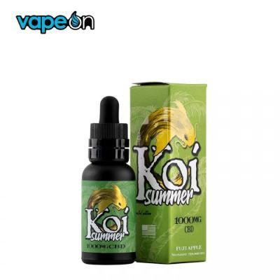 Koi CBD Fuji Apple eJuice