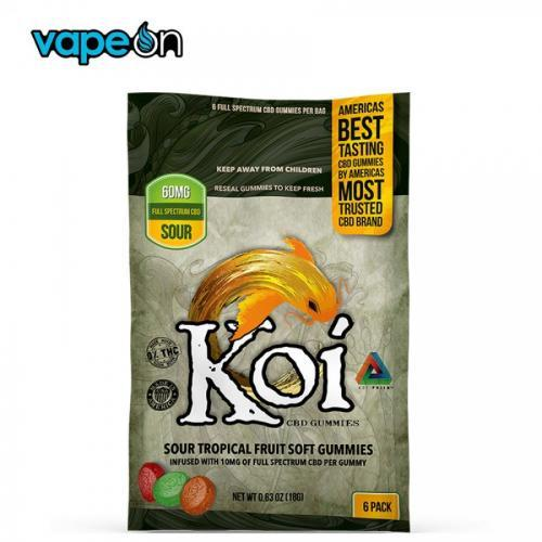 Koi CBD 6 pack Gummies