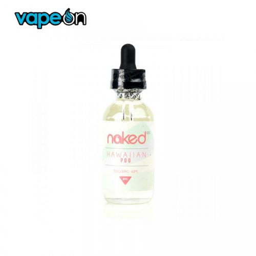 Naked 100 Hawaiian POG eJuice