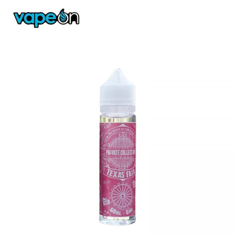 Private Collection Texas Fair eJuice