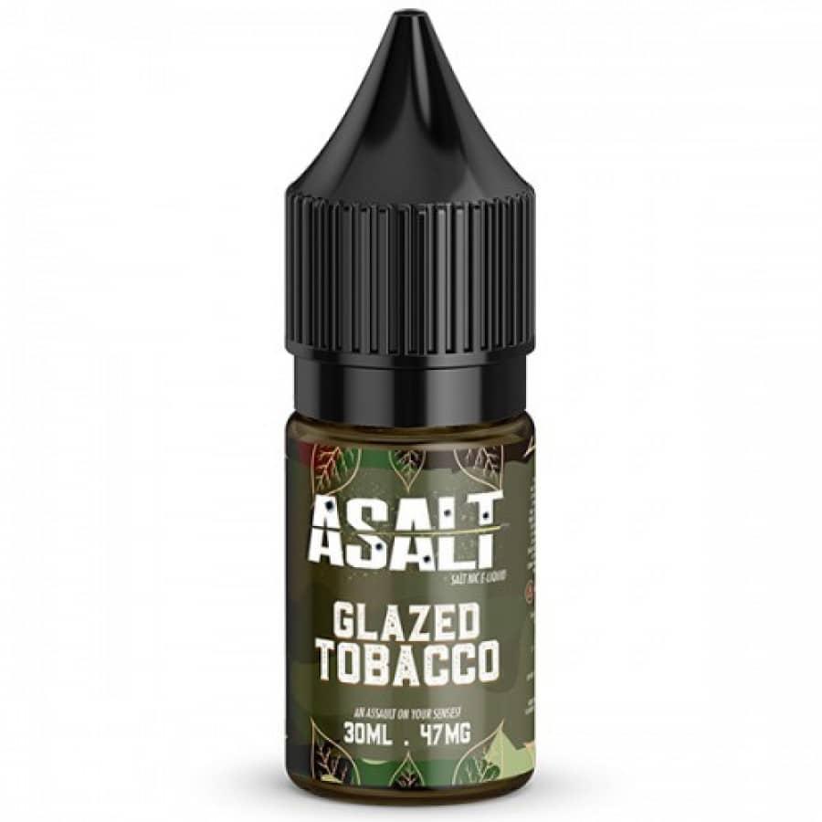 ASALT – Glazed Tobacco 47mg