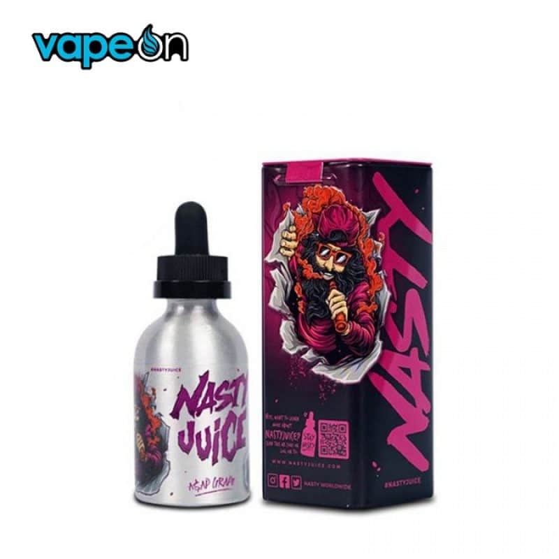 Nasty ASAP Grape eJuice