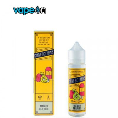 Confections Mango Berries eJuice