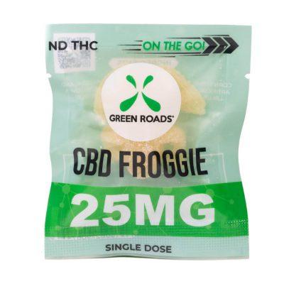 Green Roads CBD Froggie Tropical