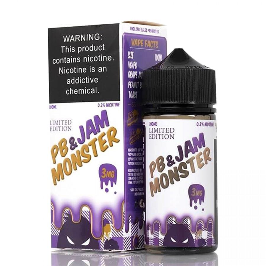 Jam Monster - PB & J