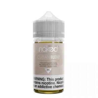 Naked 100 - Cuban Blend