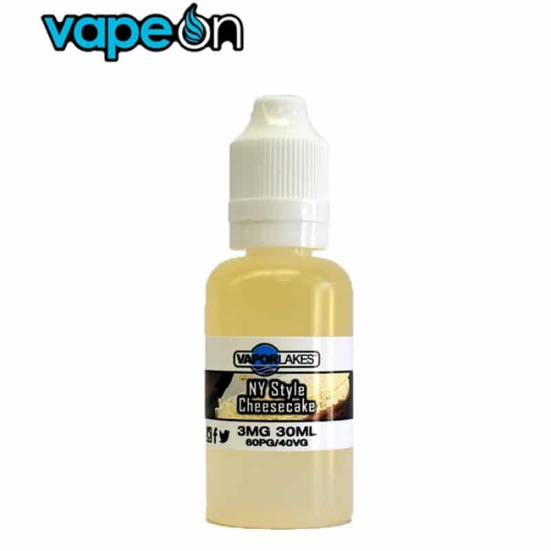 Vapor Lakes NY Style Cheesecake eJuice