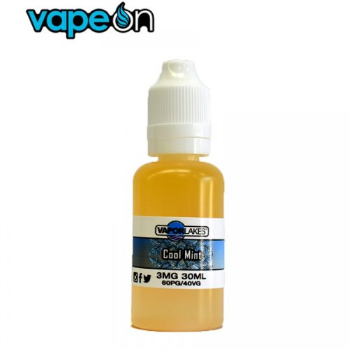 Vapor Lakes Cool Mint eJuice