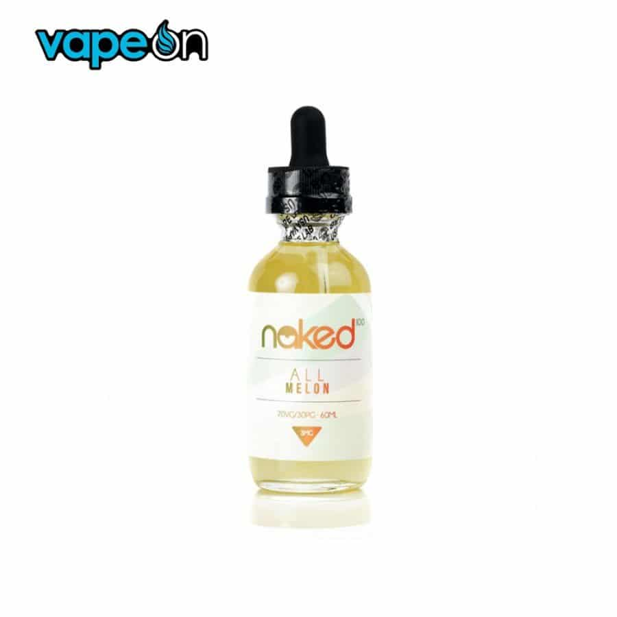 Naked 100 All Melon eJuice