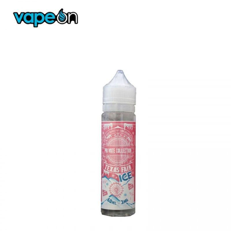 Private Collection Texas Fair Ice eJuice