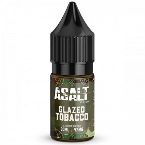 Asalt Glazed Tobacco Salt eJuice