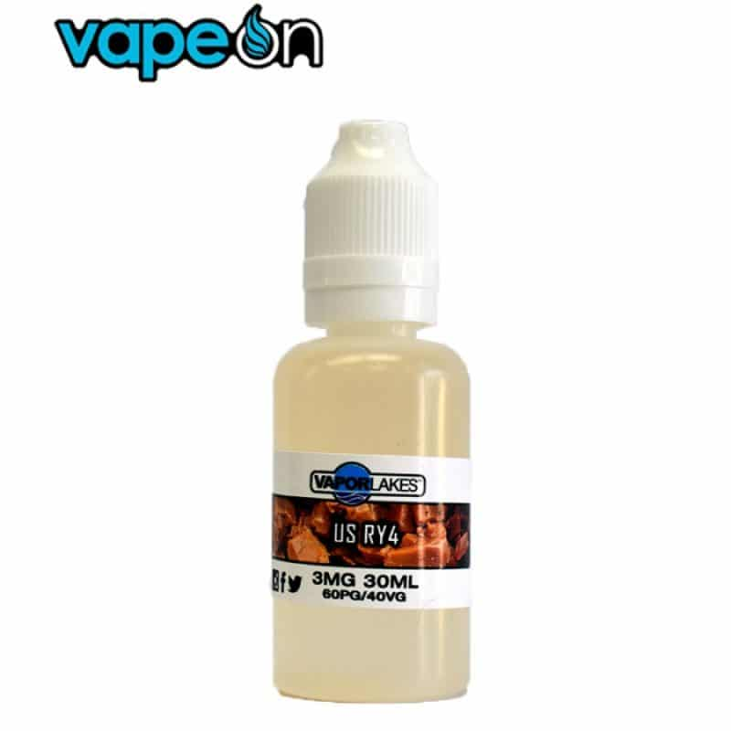 Vapor Lakes US RY4 eJuice
