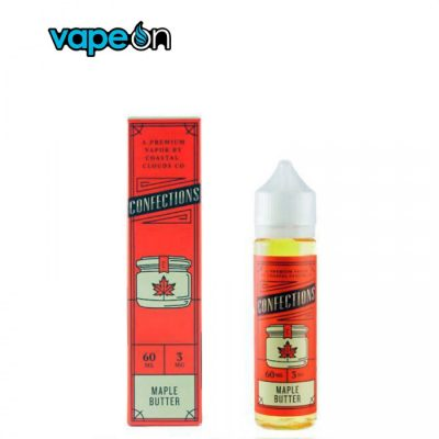 Confections Maple Butter eJuice