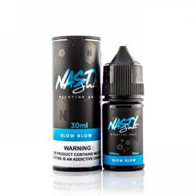 Nasty - Slow Blow Salt Nic