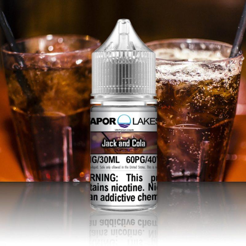 Vapor Lakes - Jack and Coke