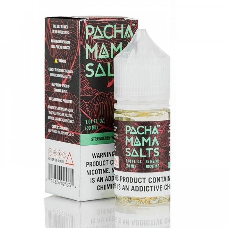 Pacha Mama Salts - Strawberry Watermelon
