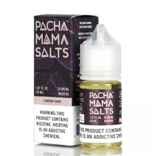 Pachamama Salts - Starfruit Grape