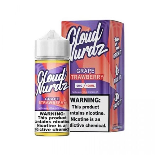 Cloud Nurdz - Grape Strawberry