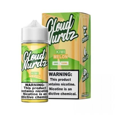 Cloud Nurdz - Kiwi Melon