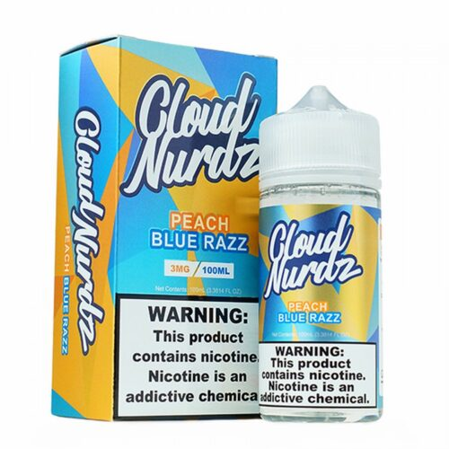 Cloud Nurdz - Peach Blue Raspberry