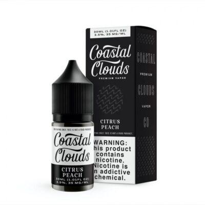 Coastal Clouds - Citrus Peach (AKA Sugared Nectarine) Salt