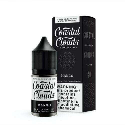 Coastal Clouds - Mango Salt