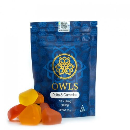 Golden Owls - Gummies