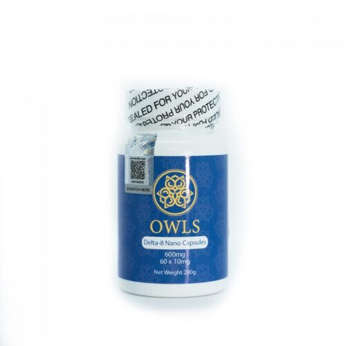 Golden Owls - Nano Capsules