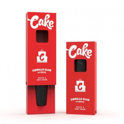 Cake - Delta 8 Disposable