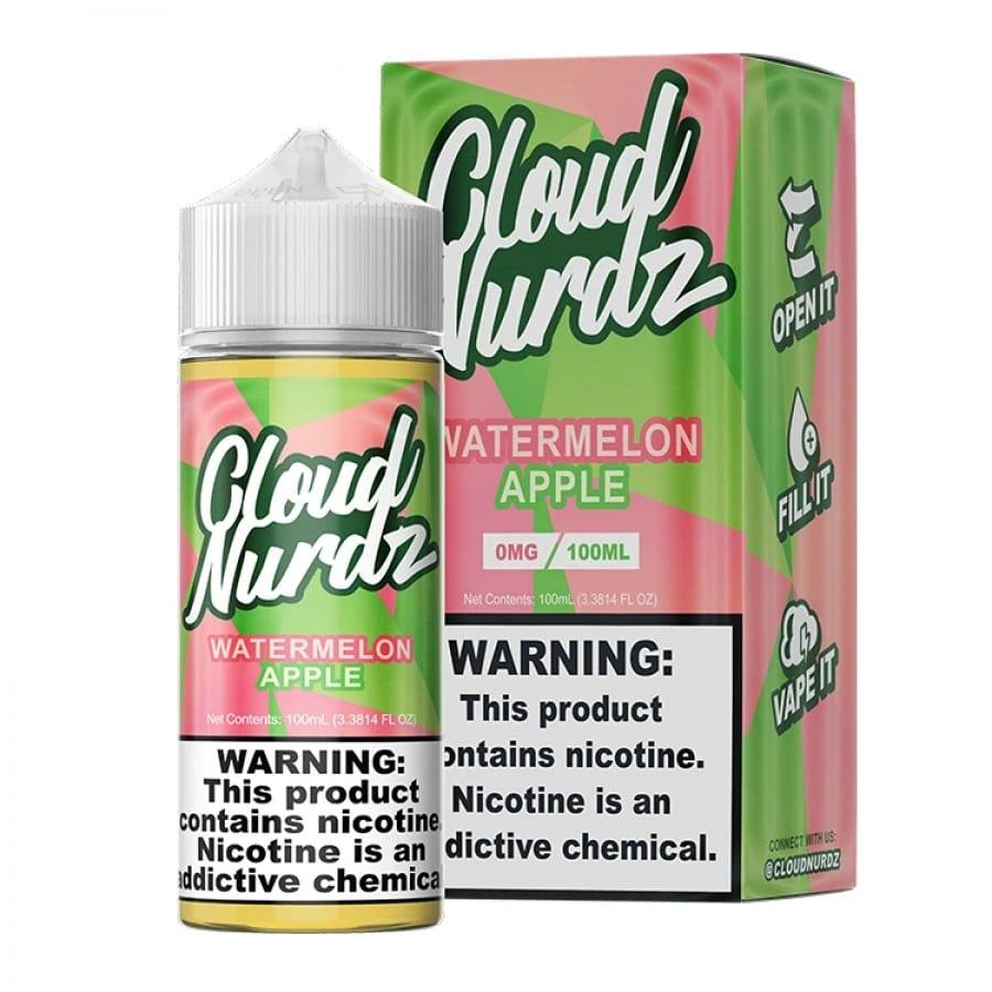 Cloud Nurdz - Grape Apple