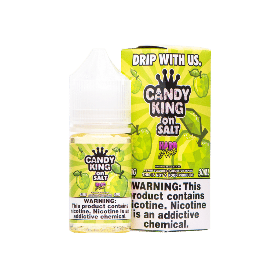 Candy King - Hard Apple Salt
