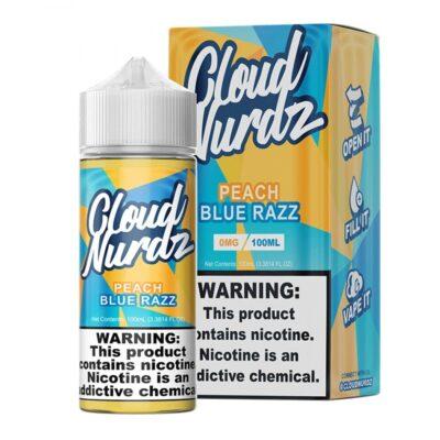 Cloud Nurdz - Peach Blue Raspberry
