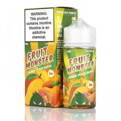Fruit Monster - Mango Peach Guava