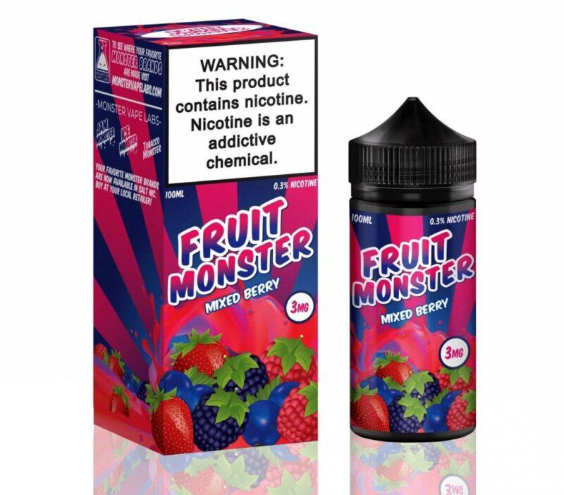Fruit Monster - Mixed Berry