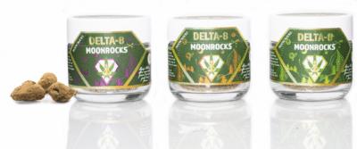 Hemp Wellness - Delta-8 Moonrocks 5G Line Up
