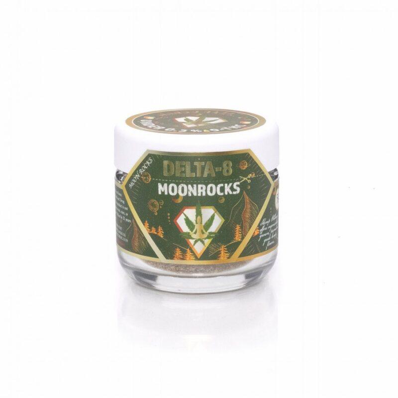 Hemp Wellness - Delta-8 Moonrocks 5G Pineapple Express