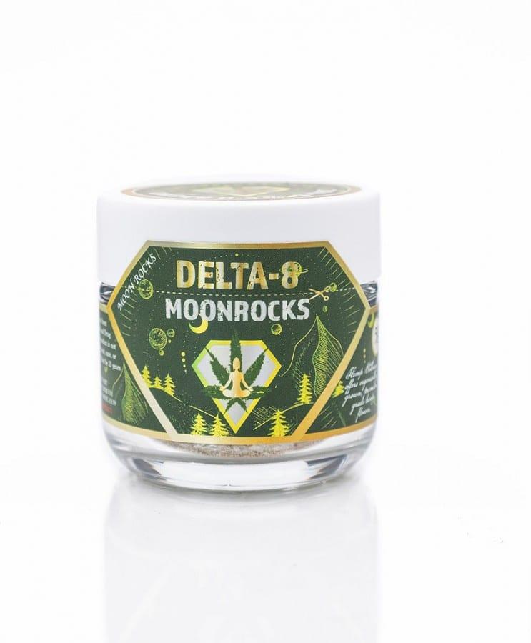 Hemp Wellness - Delta-8 Moonrocks 5G Mango Haze