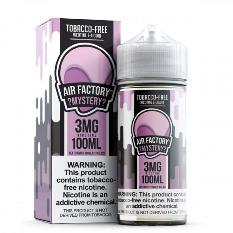 Air Factory - Mystery NTN (Non-Tobacco Nicotine)